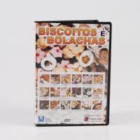 DVD BISCOITOS E BOLACHAS