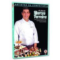 DVD AS JOIAS DE MARCOS FERREIRA
