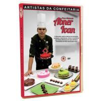 DVD CORES E SABORES DE ABNER IVAN