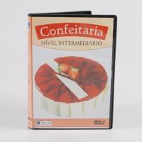 DVD CONFEITARIA - NíVEL INTERMEDIáRIO